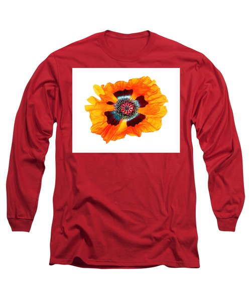 Poppy Pleasing Long Sleeve T-Shirt