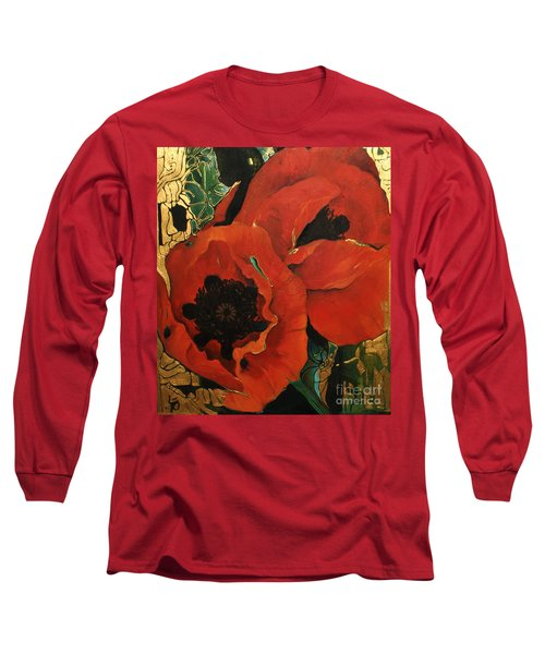 Poppygold Long Sleeve T-Shirt
