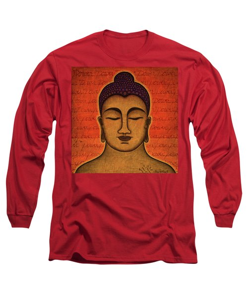 Long Sleeve T-Shirt featuring the painting Power by Gloria Rothrock