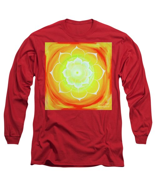 Prem Yantra Long Sleeve T-Shirt
