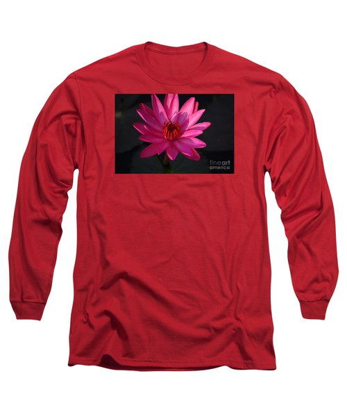 Pretty In Pink Long Sleeve T-Shirt by John S