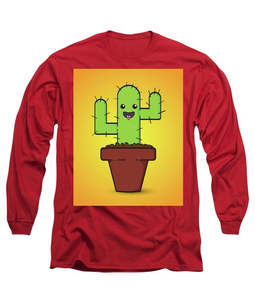 Prickle Long Sleeve T-Shirt