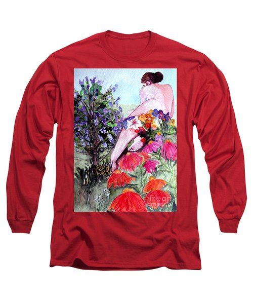 Proserpina Rising Long Sleeve T-Shirt