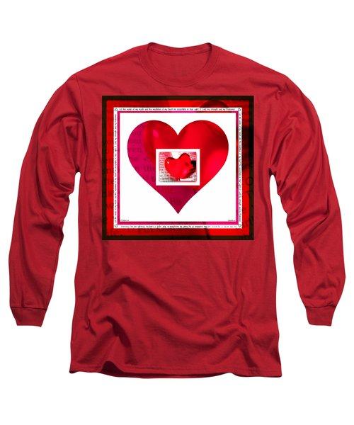 Psalm 19 Meditation  Long Sleeve T-Shirt
