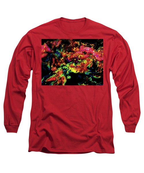 Psychedelic Mirage Long Sleeve T-Shirt