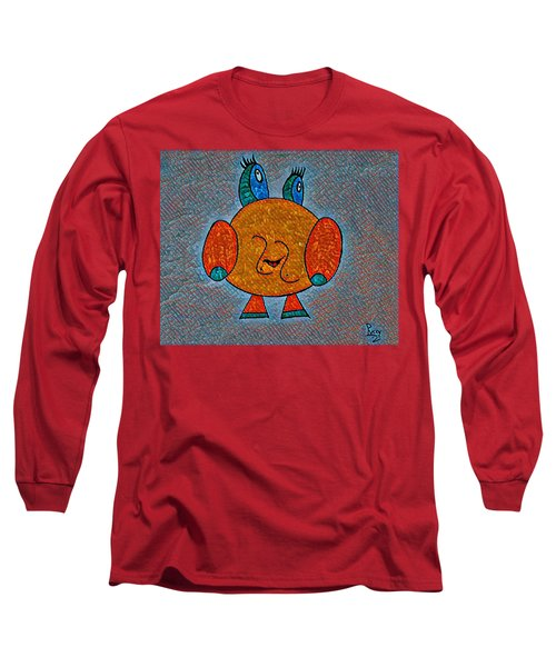 Puccy Long Sleeve T-Shirt
