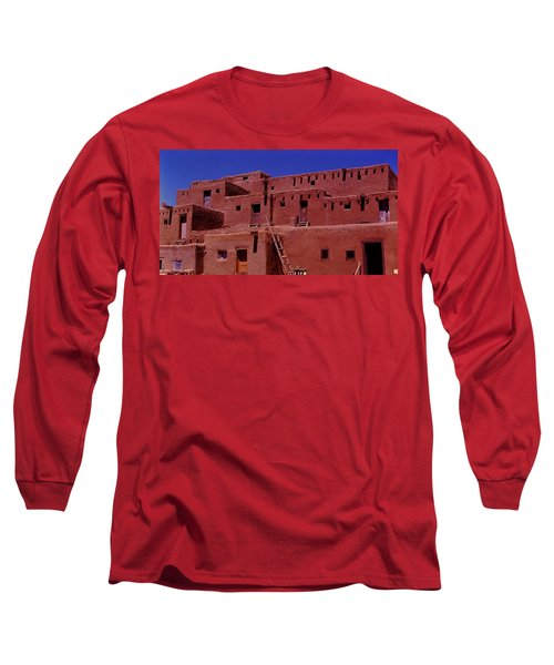 Pueblo Living Long Sleeve T-Shirt