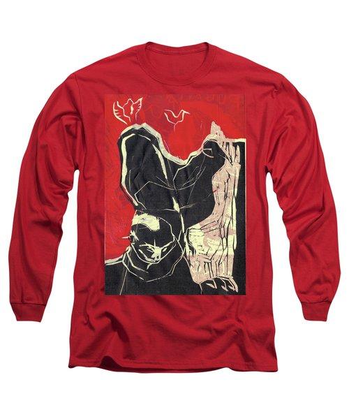 Pugmire Cd Back Sheet Long Sleeve T-Shirt