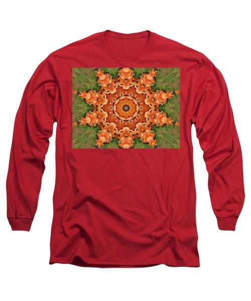 Pumpkins Galore Long Sleeve T-Shirt