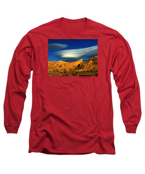 Pure Nature Spain  Long Sleeve T-Shirt by Colette V Hera Guggenheim