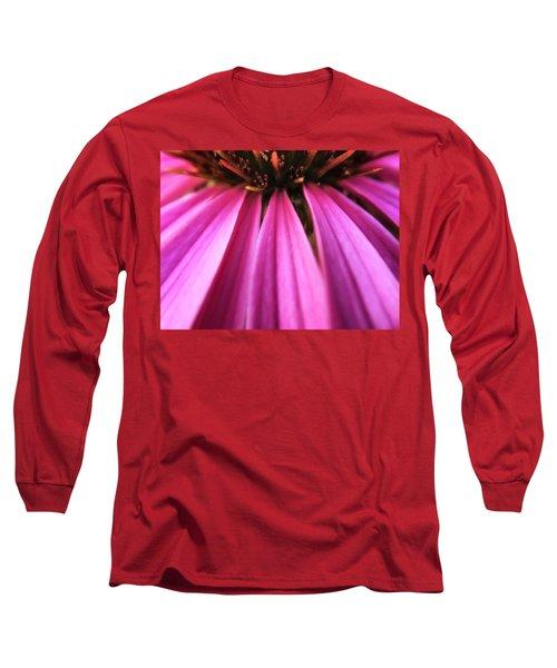 Long Sleeve T-Shirt featuring the photograph Purple Beauty by Eduard Moldoveanu