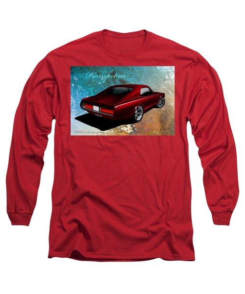 Purrrrfection Long Sleeve T-Shirt