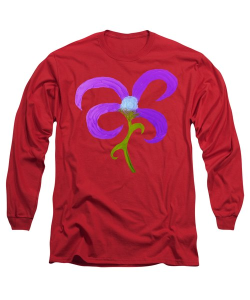 Quirky 3 Long Sleeve T-Shirt
