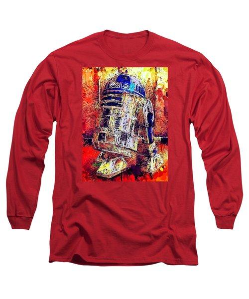 R2 - D2 Long Sleeve T-Shirt