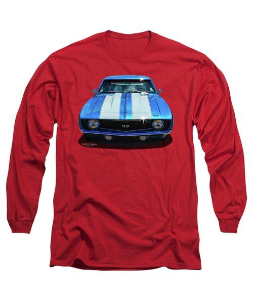 Racing Stripes Long Sleeve T-Shirt