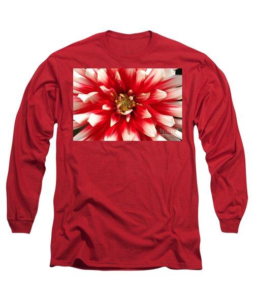 Radiant Dahlia Long Sleeve T-Shirt