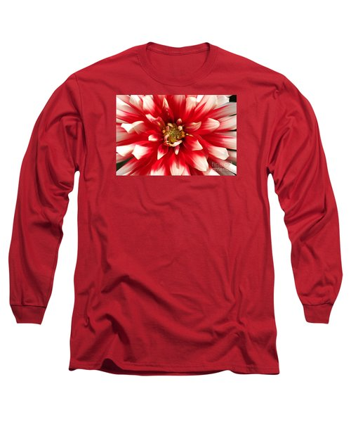 Radiant Dahlia Long Sleeve T-Shirt