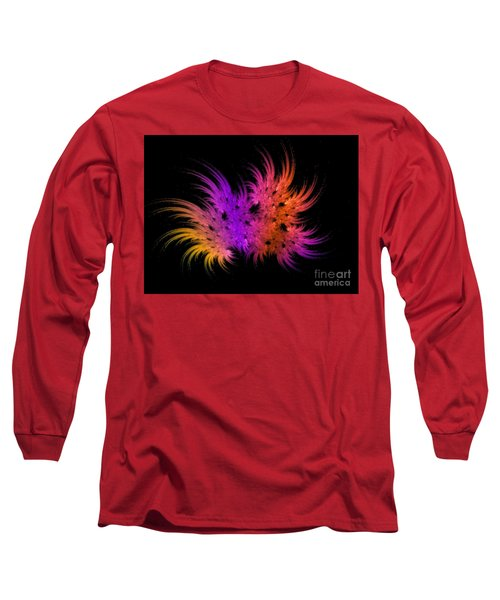 Rainbow Bouquet Long Sleeve T-Shirt