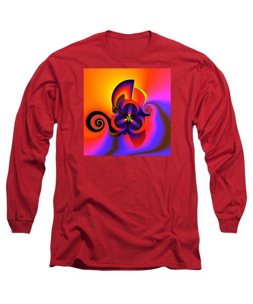 Rainbow Infusion Long Sleeve T-Shirt
