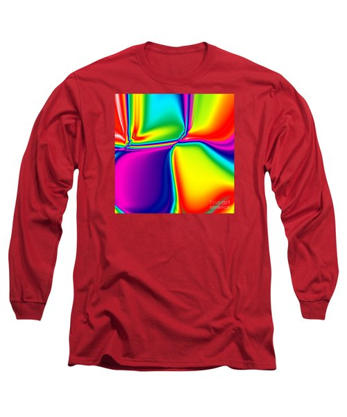 Rainbow Trip Long Sleeve T-Shirt