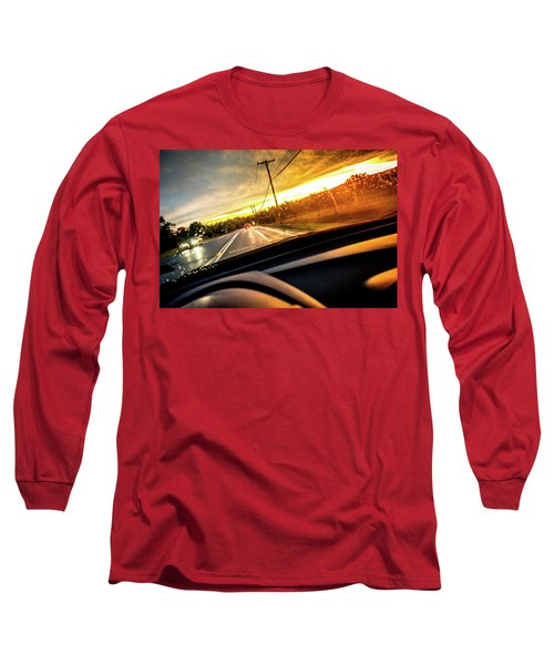 Rainy Day In July II Long Sleeve T-Shirt