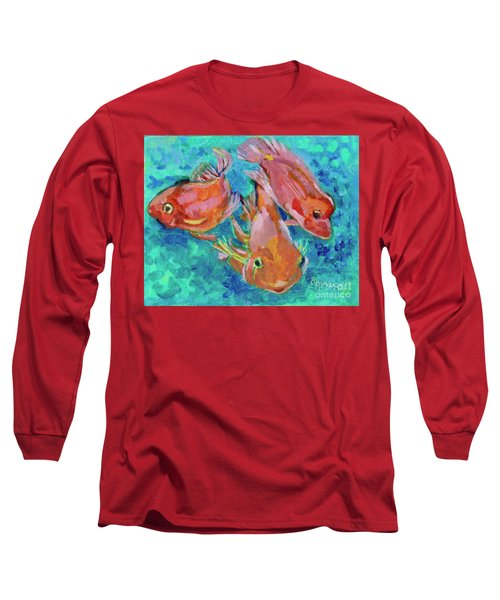 Ramshead Goldfish Long Sleeve T-Shirt