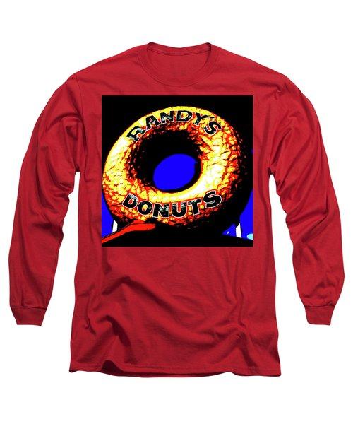 Randy's Donuts - 6 Long Sleeve T-Shirt