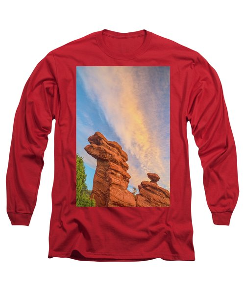 Rapt With Joy At The Presence Of Such Splendor  Long Sleeve T-Shirt