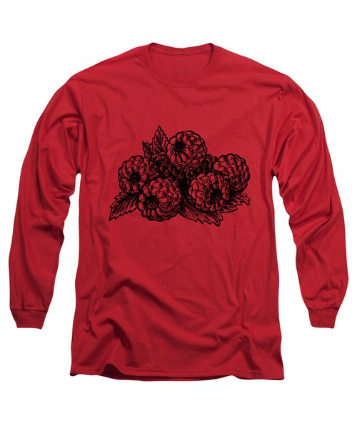 Rasbperries Long Sleeve T-Shirt