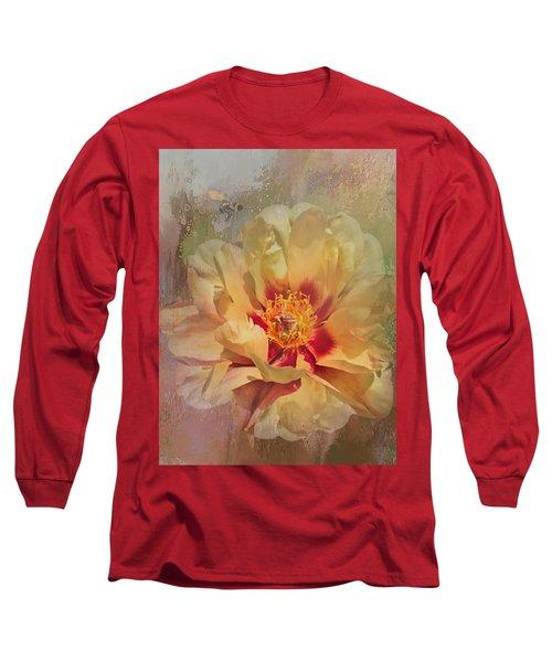 Rayanne's Peony Long Sleeve T-Shirt