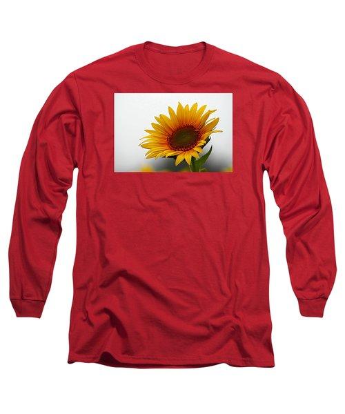 Reaching For The Sun Long Sleeve T-Shirt by Karen McKenzie McAdoo