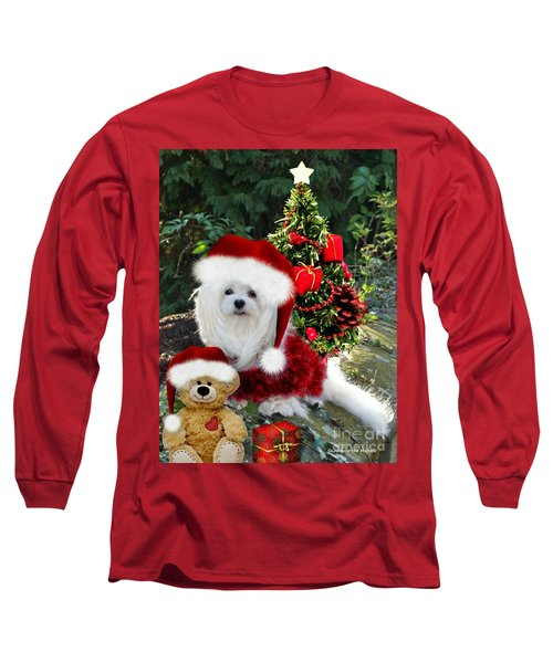 Ready For Christmas Long Sleeve T-Shirt