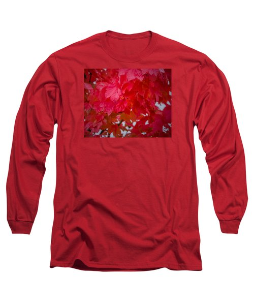 Ready To Fall Long Sleeve T-Shirt