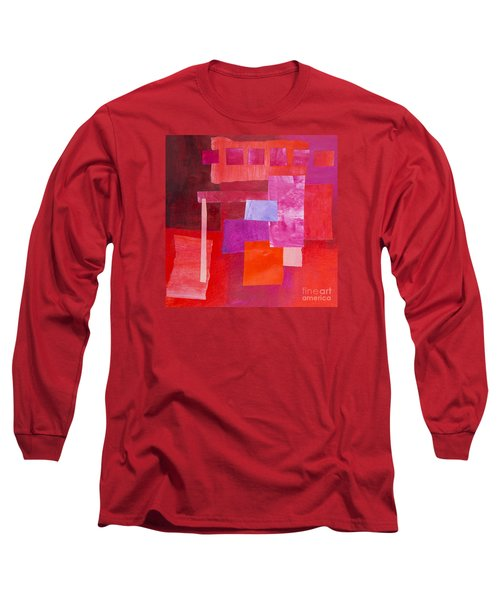Red 2 Long Sleeve T-Shirt