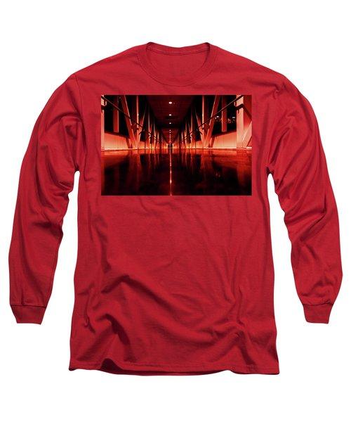 Red Alert Long Sleeve T-Shirt