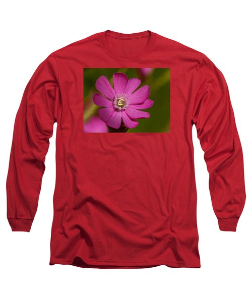 Red Campion Long Sleeve T-Shirt