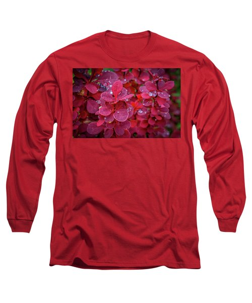 Red Dew Long Sleeve T-Shirt