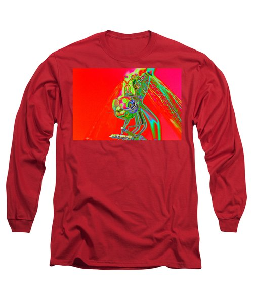 Red Dragon Long Sleeve T-Shirt
