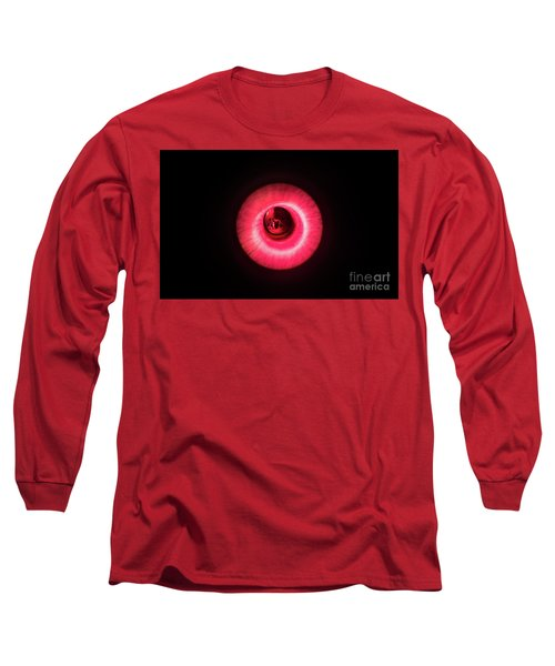 Red Flash Long Sleeve T-Shirt