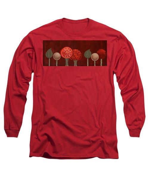 Red Grove Long Sleeve T-Shirt