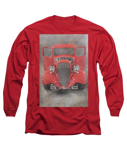 Red Hot Baby Long Sleeve T-Shirt