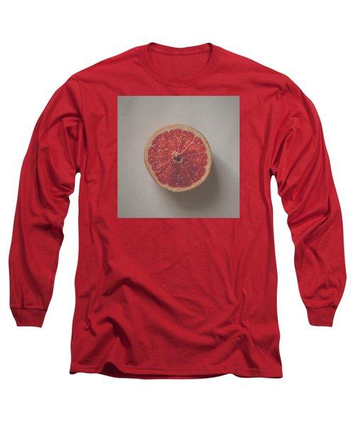 Red Inside Long Sleeve T-Shirt