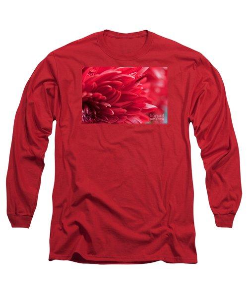 Red Mum Long Sleeve T-Shirt