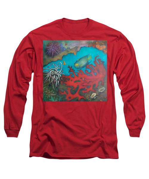 Red Reef Long Sleeve T-Shirt