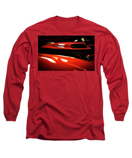 Red Rocket Long Sleeve T-Shirt