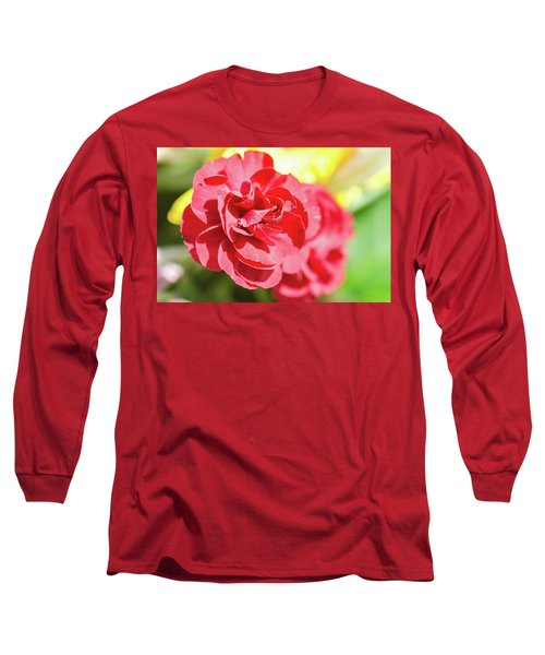 Red Rose II Long Sleeve T-Shirt