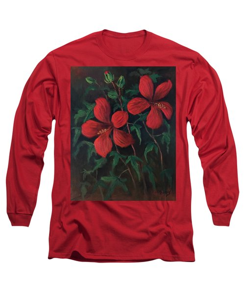 Red Soldiers Long Sleeve T-Shirt