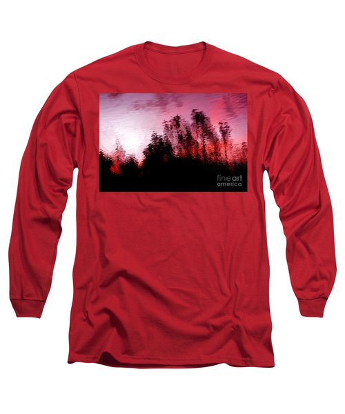 Red Waters Long Sleeve T-Shirt