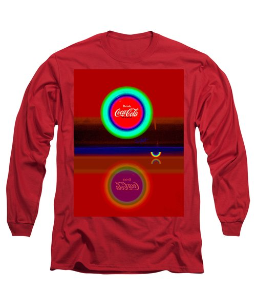 Reflections Long Sleeve T-Shirt by Charles Stuart