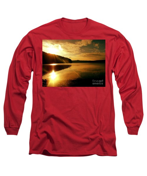 Reflections Of The Day Long Sleeve T-Shirt
